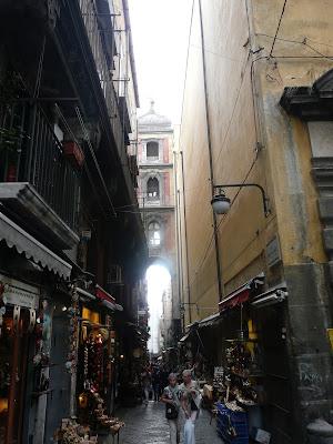 San Gregorio Armeno Nápoles