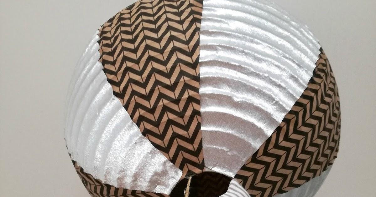 diy suspension montgolfi re pour chambre d 39 enfant truc tricks. Black Bedroom Furniture Sets. Home Design Ideas