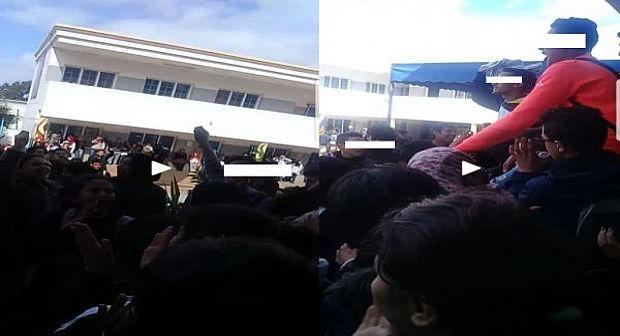 """برحيل بريس Berhil press وزارة التربية الوطنية تدخل على خط """"إتهام"""" مدير ثانوية بالتحرش"""