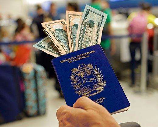Así operan las mafias del Saime para imprimirte el pasaporte