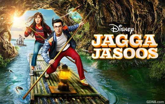 Jagga Jasoos Hindi Movie Poster