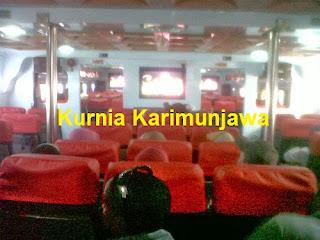 ruang dalam kapal express