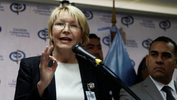 """Fiscal General de Luisa Ortega asegura que el TSJ cumple con """"líneas"""" que le """"dicta"""" el Sebin: """"Es un Estado policial"""""""