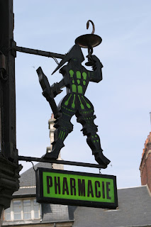 Emblème des pharmaciens