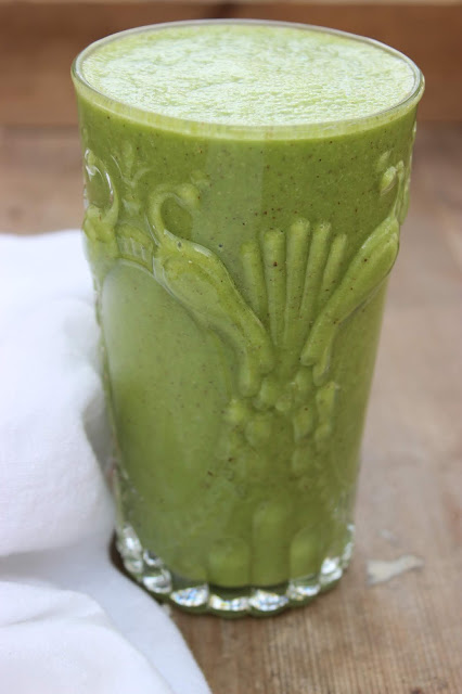the more than celery juice smoothie