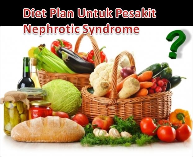Diet Plan Untuk Kanak-Kanak Pesakit Nephrotic Syndrome ~ Cara Hidup Sihat