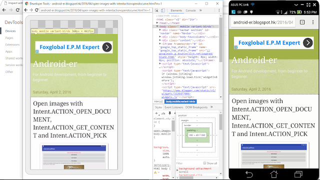 Remote Debug Spider Web Page On Android Amongst Chrome Devtools