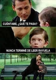 Meme de humor sobre Rayuela, de Cortazar