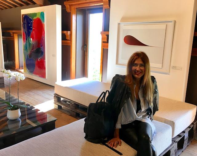 Otazu vendimia 2016, Bodega Otazu, Arte Contemporaneo, Vinos, Pago, Gourmet, Life Style, Premio Internacional de Arte Fundación Otazu