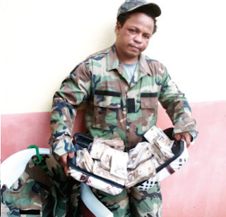 Dismissed US soldier arrested for defrauding visa seekers in Owerri