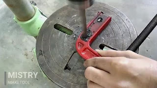 membuat sendiri klem besi panjang dari clamp C