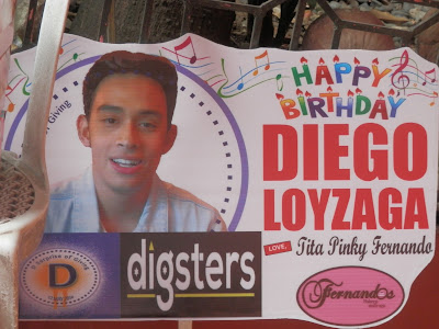 Diego Loyzaga Birthday Celebration at Gentle Hands