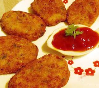 Rui fish chop