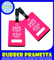 LUGGAGE TAG RUBBER | LUGGAGE TAG KARET | LUGGAGE TAG CUSTOM | NAME TAG KARET | LUGGAGE TAG BANDUNG
