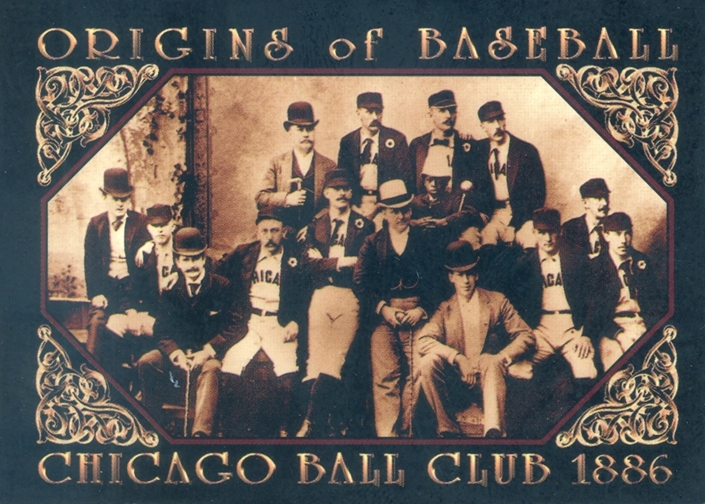 Wrigley Wax Origins Of Baseball Cubs