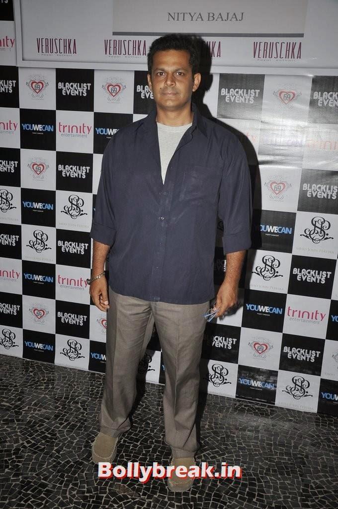 Nasir Khan, Gauahar Khan, Kushal Tandon, Sonal Chauhan & Karishma Tanna Snapped at Nitya Bajaj Fashion Show
