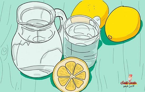 عصير الليمون لإنقاص الوزن