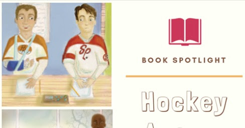 Book spotlight of the week... Hockey Agony by Donna McDine