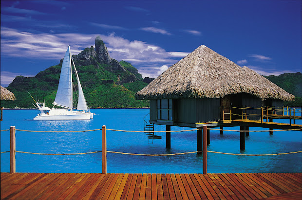 Tahiti Vacation Packages Overwater Bungalow