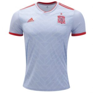 Jersey Spanyol Away di Piala Dunia 2018