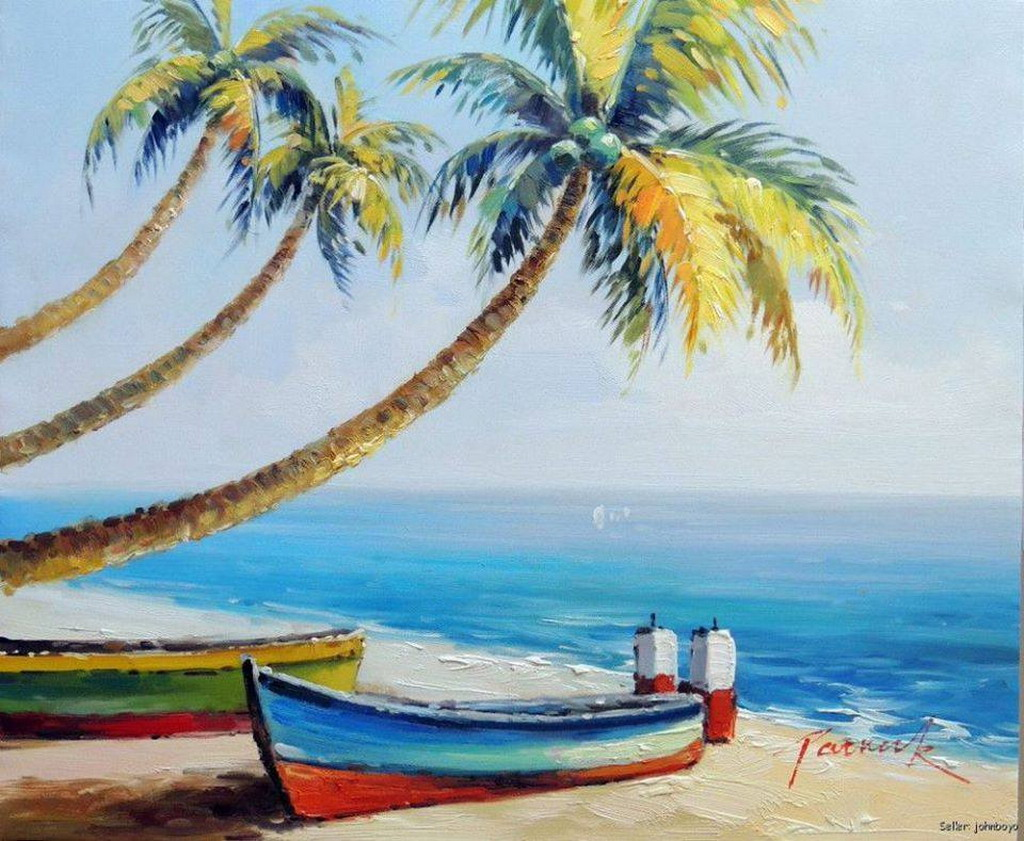 Carlson Oil Paintings