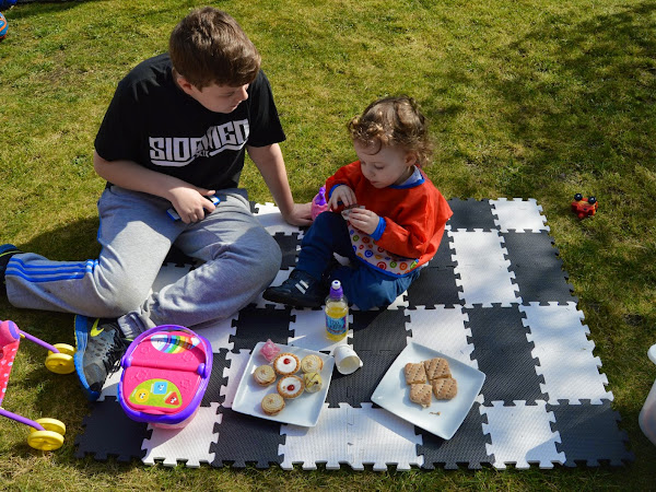It's National Picnic Week