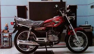 RX King 70 Juta