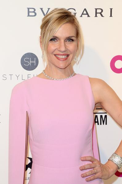 Rhea Seehorn at Elton John Oscar Party