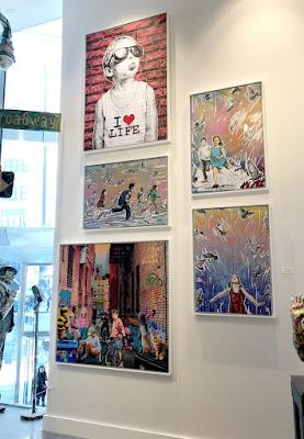 STMTS ARTIST NEW YORK