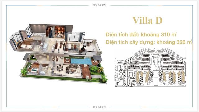 Mẫu Villa D1