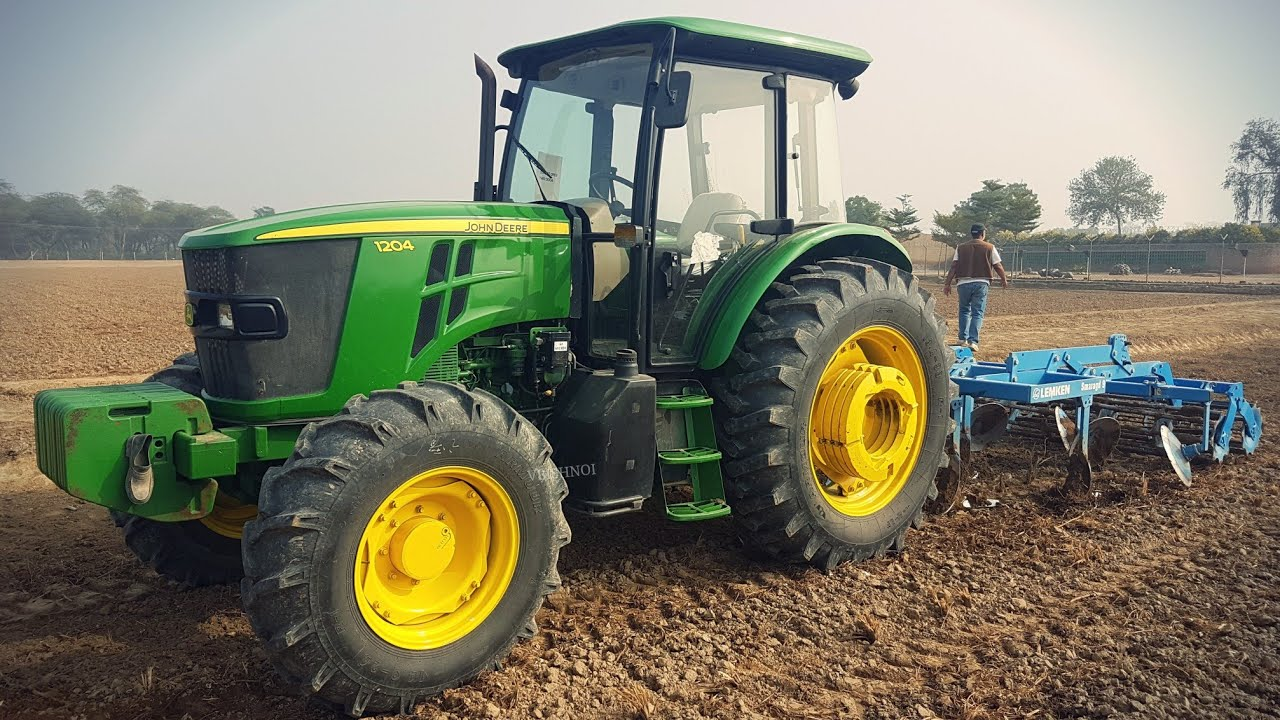 Tractor fans