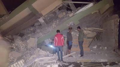ضحايا زلزال