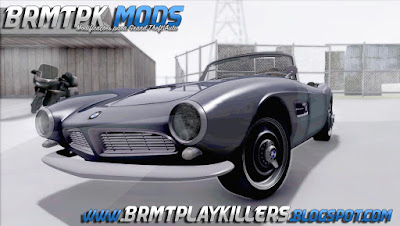 GTA SA - BMW 507 59 Stock