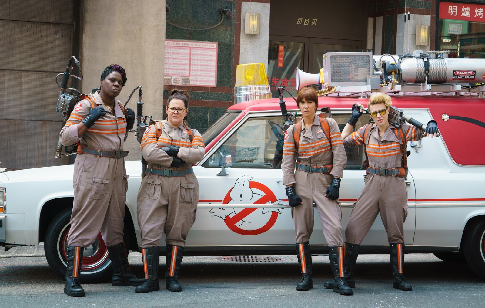 Movies In July 2016 City Of Kik The Engine Whisperertm Blog Archive Car Trailer Wiring First Two Ghostbusters From 1980s Were Classics This Relaunch Franchise Features Comedic Talents Melissa Mccarthy