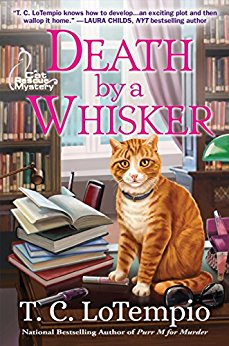 Death by a Whisker (A Cat Rescue Mystery Book 2)  by T. C. LoTempio