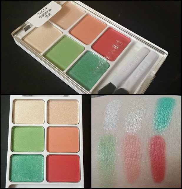 Wet 'n' Wild Color Icon Eyeshadow Palette in California Roll