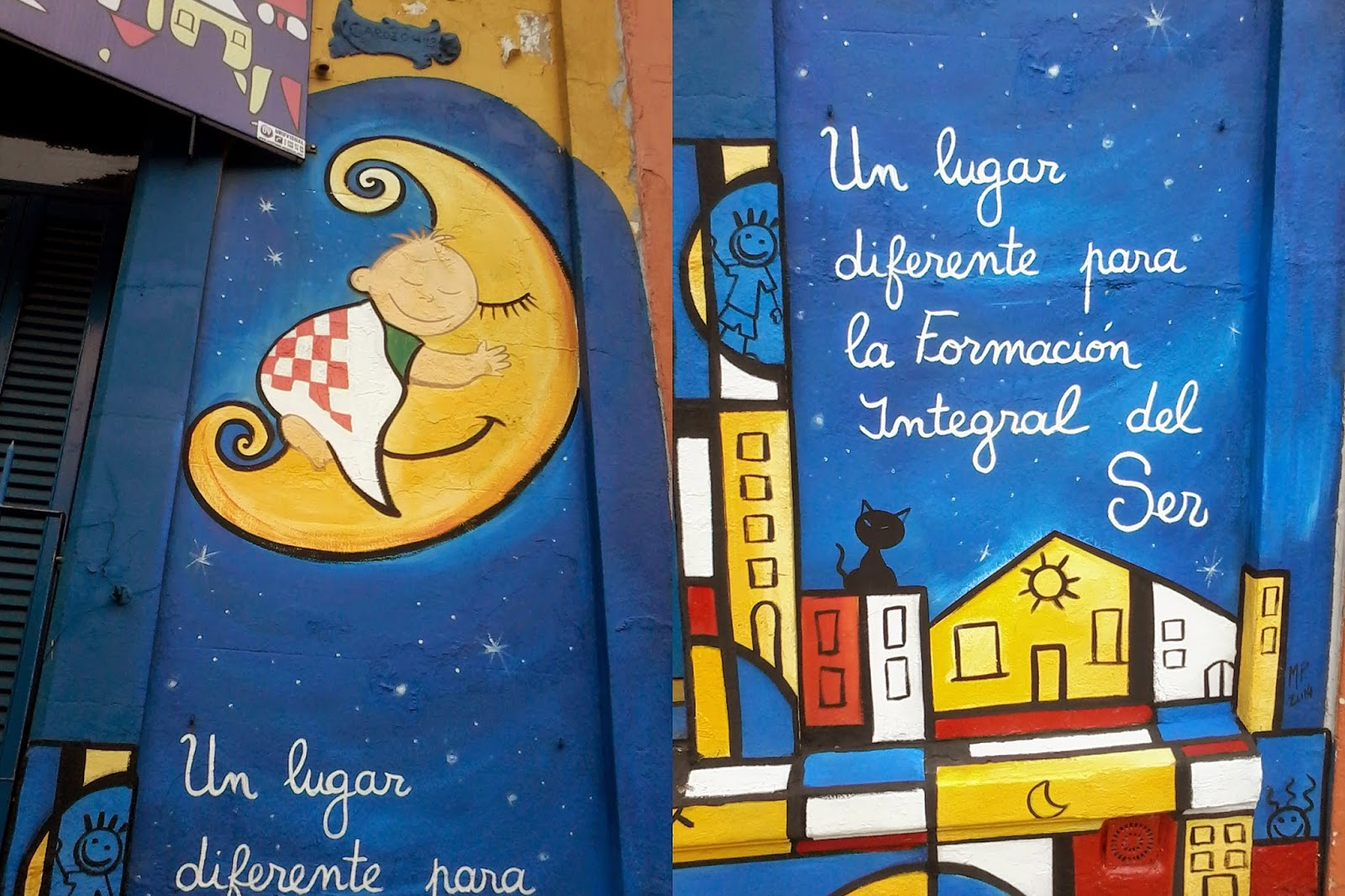 Centro Madre Luna de Educación Inicial. Montevideo. Uruguay