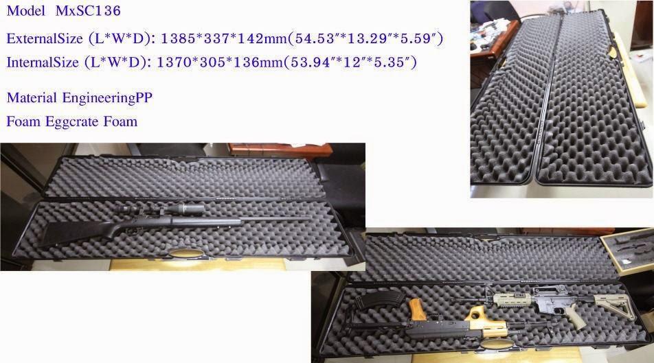 Soft Gun Case Soft Case Soft Case Gun Gun Soft Case ปืนยาวอัดลม ปืนบีบีกัน กล่องปืน