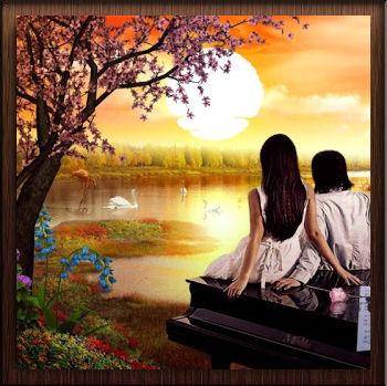 Ensemble Piano Romantique - Avatar en HD