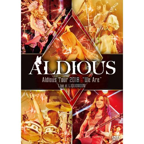 Aldious Aldious Tour 2018 We Are Live at LIQUIDROOM rar, flac, zip, mp3, aac, hires