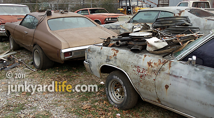 Junkyard Life Classic Cars Muscle Cars Barn Finds Hot