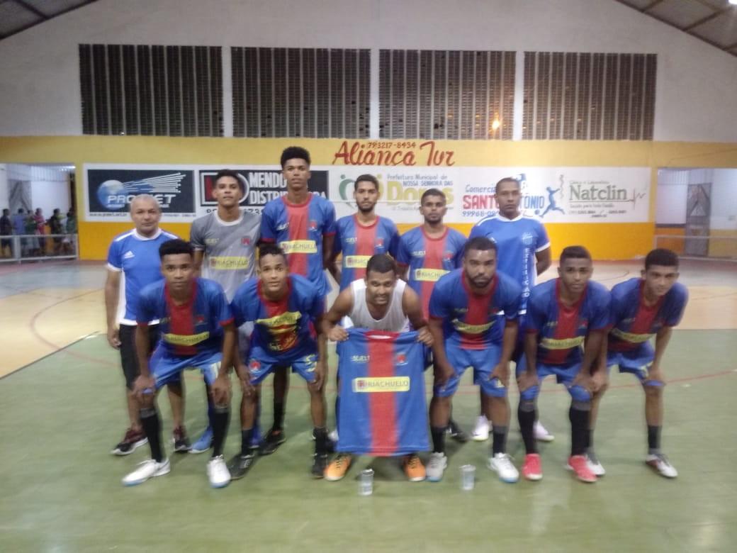 1dd21ba6c8 Riachuelo Futsal estreia com vitória sobre o Laranja Mecânica de Capela