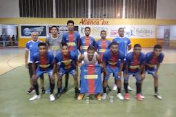Riachuelo Futsal estreia com vitória sobre o Laranja Mecânica de Capela