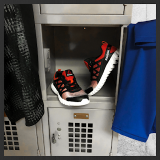 Reebok Twistform Blaze 2 Boy's Running Shoes