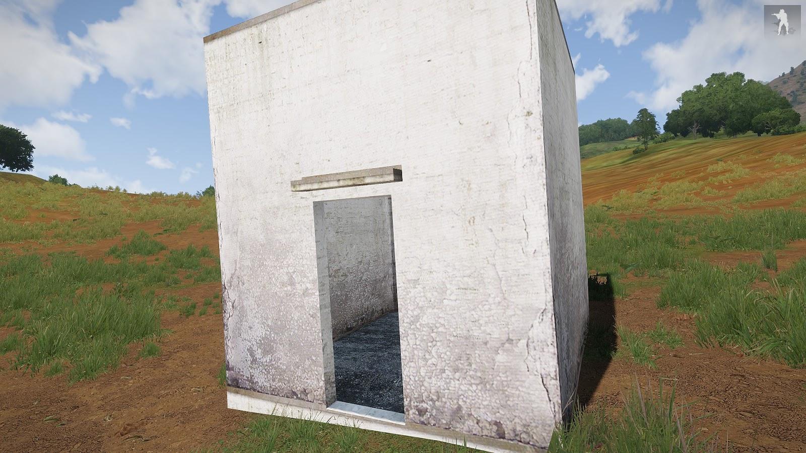 入れる小屋にしたArma 3 MOD