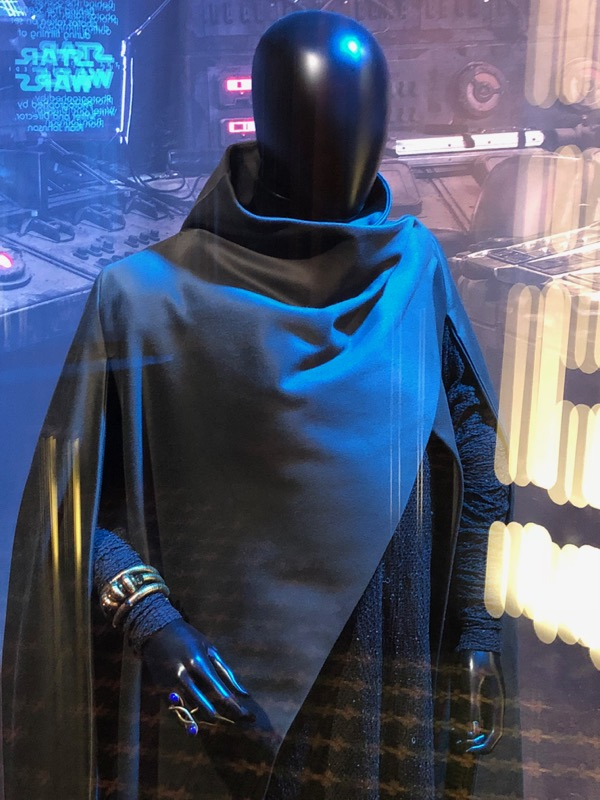 Star Wars Last Jedi Leia costume