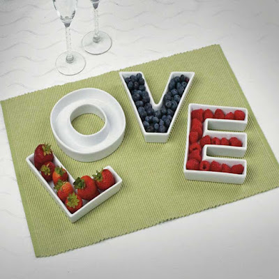 miseczki LOVE