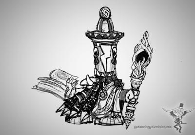 Concept Visor/Wizard