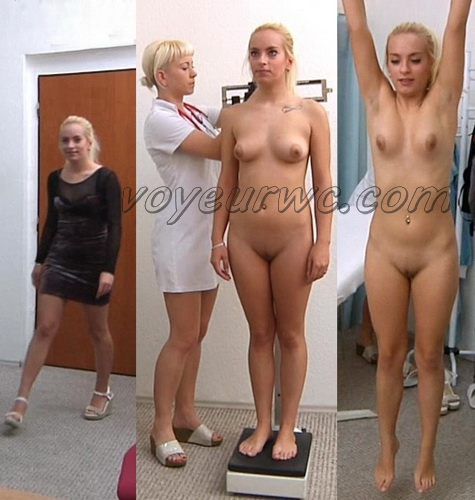 Gyno-clinic - Jessica Dream 18 years, 45.5 kgs, 157 cm (Gynecologic Exams)
