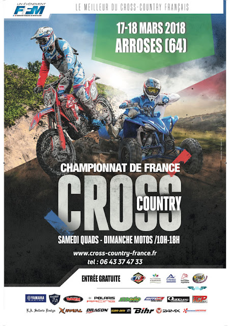 Championnat de France Cross Country 2018